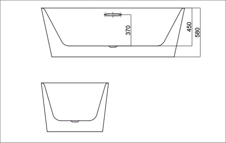 Чертеж SB-10 вид сбоку